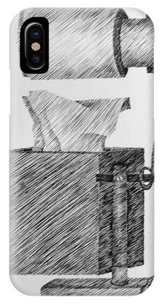 Still Life With Lamp And Tissues IPhone Case