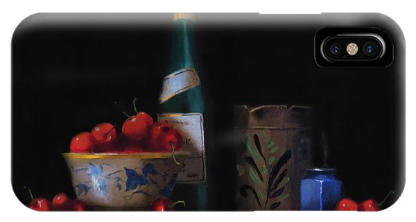 Still Life With The Alsace Jug IPhone Case