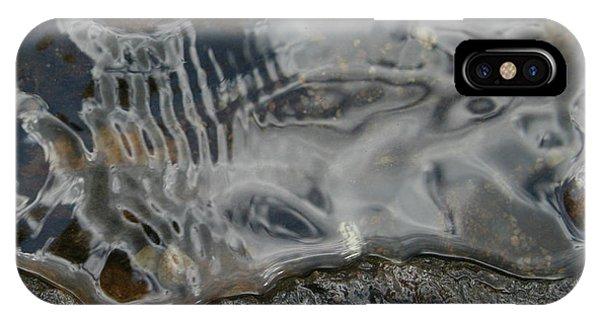 Still Stream Skeleton Screams IPhone Case
