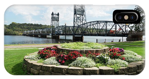 Stillwater And The Mississippi IPhone Case