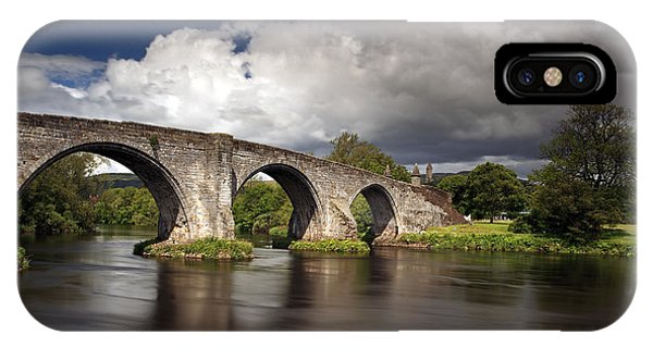 Stirling Bridge IPhone Case