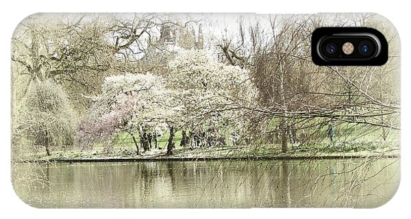 St. James Park London IPhone Case
