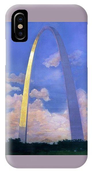 St.louis Gateway Arch IPhone Case