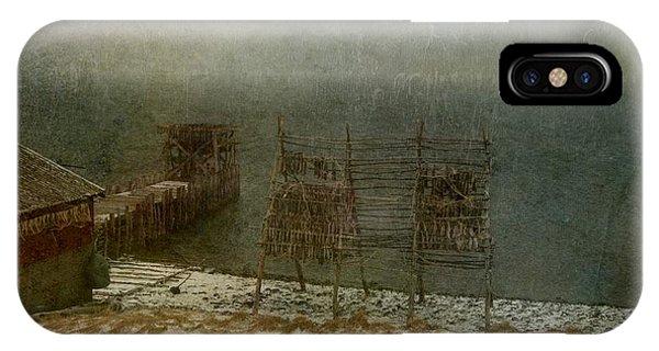 Stockfish Dryers IPhone Case