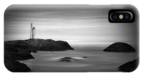 Stokksnes Lighthouse IPhone Case