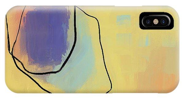 IPhone Case featuring the mixed media Stone Age by Eduardo Tavares