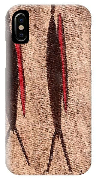 Stone Age Men IPhone Case