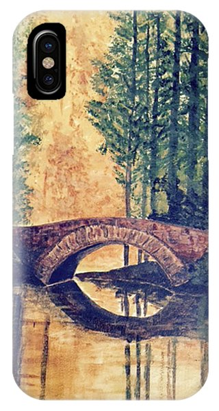 Stone Bridge IPhone Case
