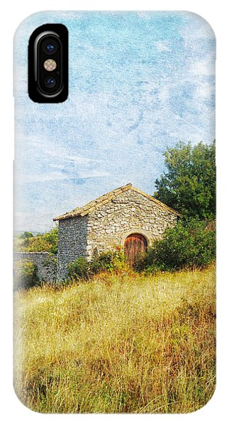 Provence Countryside IPhone Case