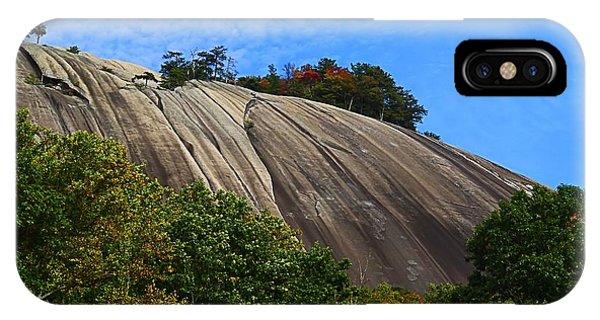 Stone Mountain IPhone Case