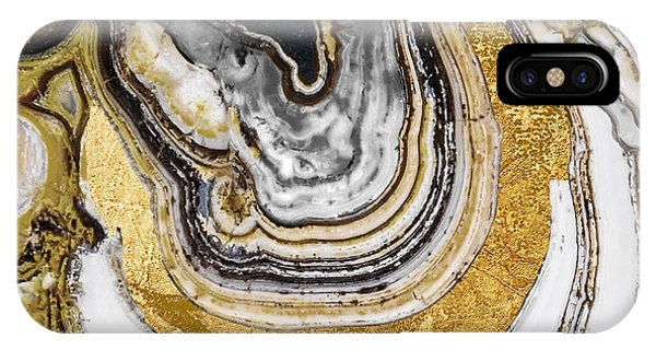 Abstract iPhone Case - Stone Prose by Mindy Sommers