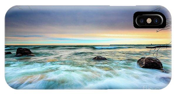 Stone Rush IPhone Case