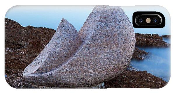 Stone Sails IPhone Case