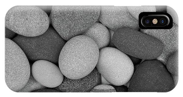 Stone Soup Black And White IPhone Case