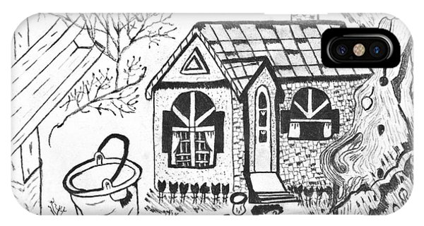 Stonegate Cottage IPhone Case