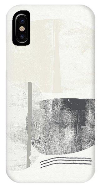 Zen iPhone Case - Stones 2- Art By Linda Woods by Linda Woods