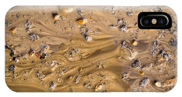 Stones In A Mud Water Wash IPhone Case