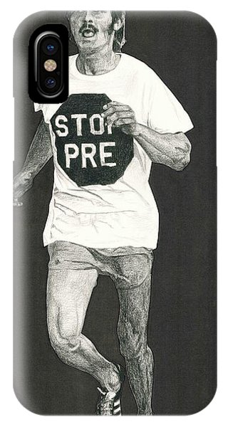 Stop Pre IPhone Case