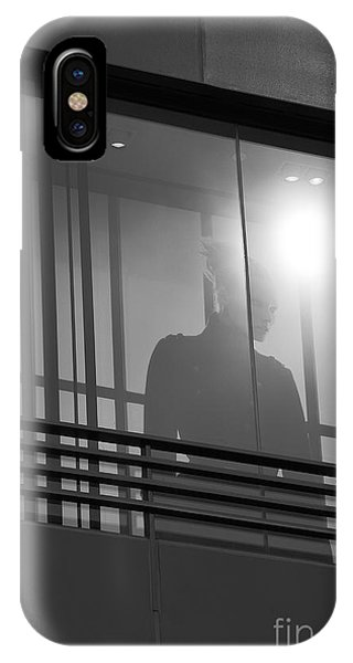 Stopped To Appreciate Her Phone Case by Viktor Savchenko