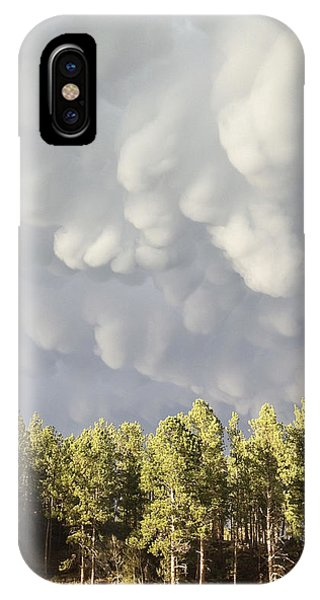 Storm Clouds IPhone Case