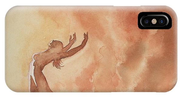 Storm Dancer IPhone Case