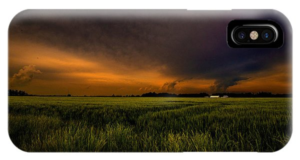Storm Front  IPhone Case