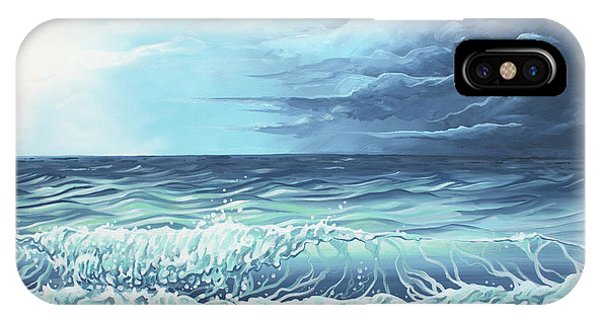Storm Front IPhone Case