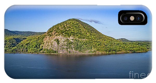 Storm King Mountain From Breakneck Ridge IPhone Case