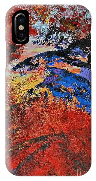 Storm On The Sea IPhone Case