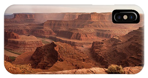 Storm Over Canyonlands IPhone Case