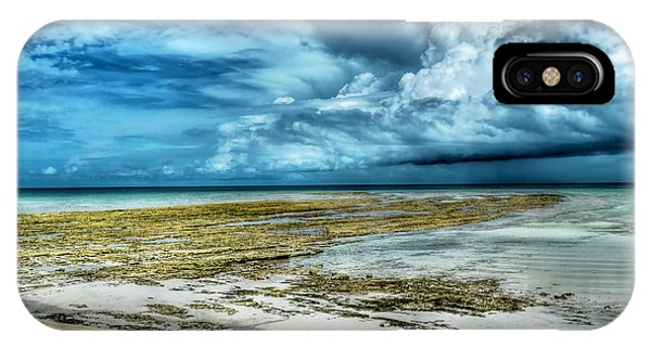 Storm Over Yamacraw IPhone Case