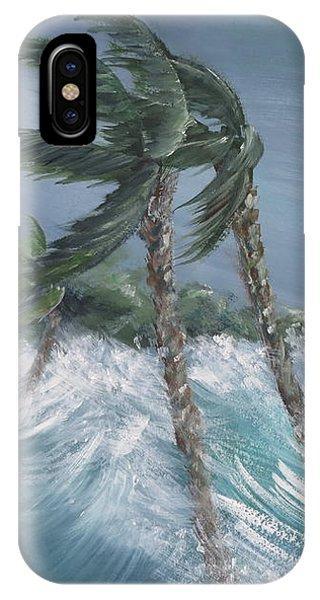 Storm Surge IPhone Case