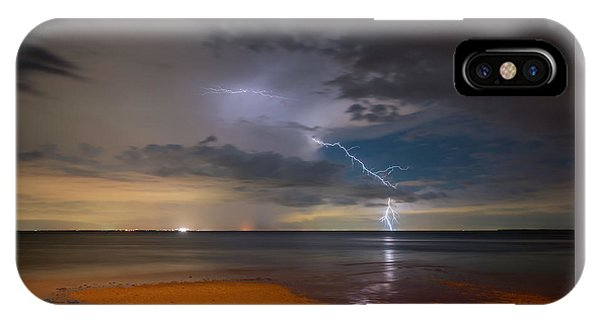 Storm Tension IPhone Case