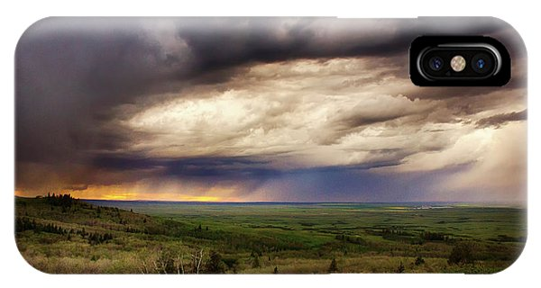 iPhone Case - Storm Watch 3 by Bob Christopher