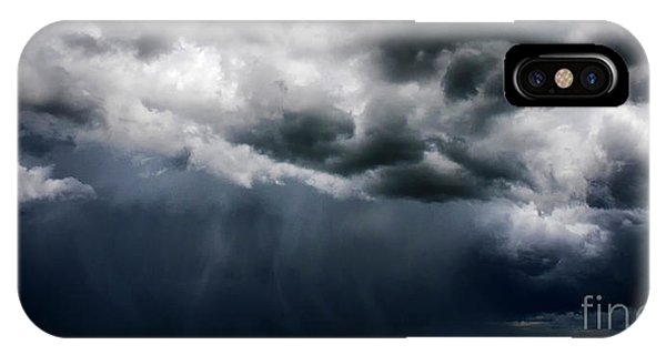 iPhone Case - Storm Watch 7 by Bob Christopher