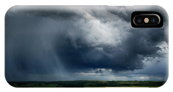iPhone Case - Storm Watch 8 by Bob Christopher