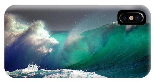 Storm Wave IPhone Case