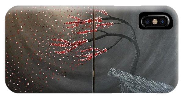 Storm Wind IPhone Case