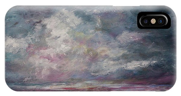 Storm's Approaching IPhone Case