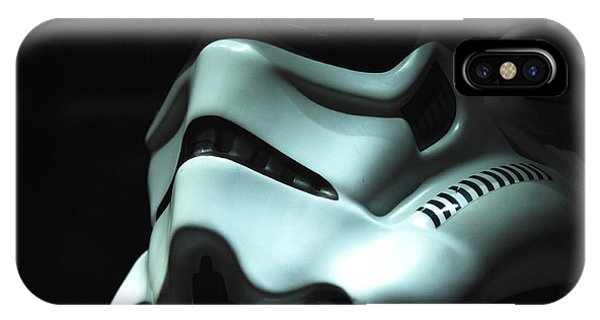 Stormtrooper Helmet IPhone Case