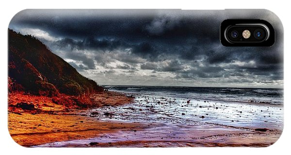 iPhone Case - Stormy Day by Blair Stuart