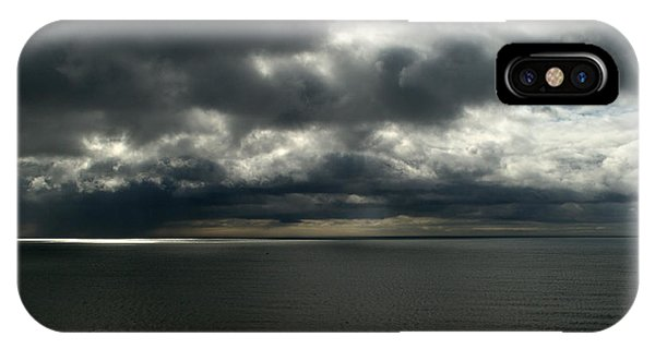 iPhone Case - Stormy Dorset by Chris Day