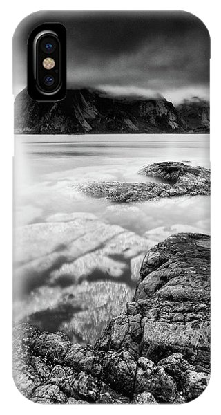 Stormy Lofoten IPhone Case