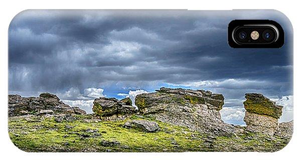 Stormy Peak 3 IPhone Case