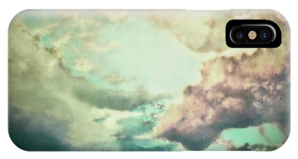 Stormy Sky IPhone Case