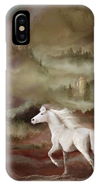 Storybook Stallion IPhone Case