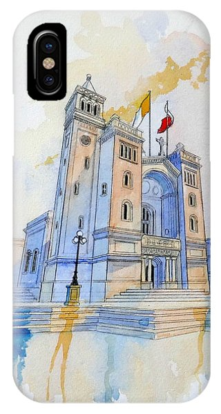 St.peter In Chains II IPhone Case