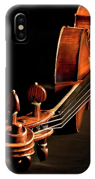 Stradivarius From The Top IPhone Case