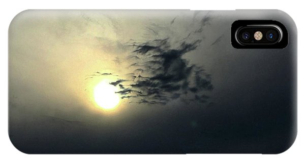 Strange Cloud IPhone Case