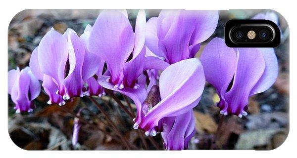 Strange Flower 4 IPhone Case